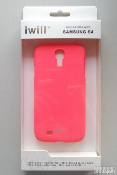 Maska za Samsung i9500 Galaxy S4 DSS404