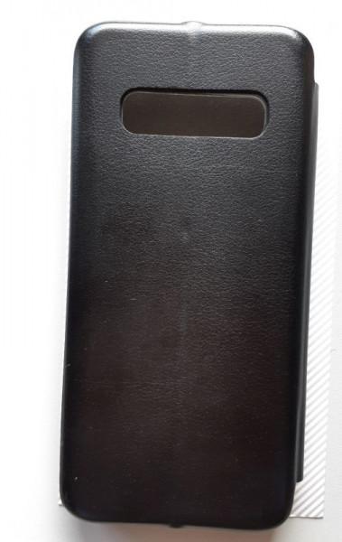 "Preklopna futrola LEATHER za Samsung SM-G975F, Galaxy S10 Plus 2019 (6.4""),crna"