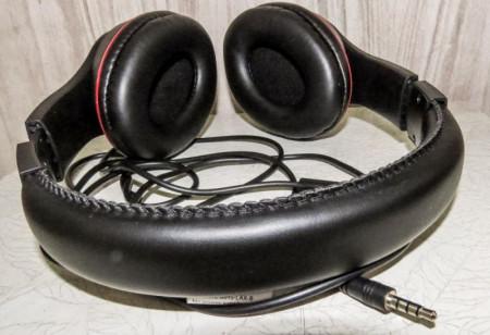 Slušalice s mikrofonom GEMBIRD MHS-LAX-B, konektor 1 x 3,5mm