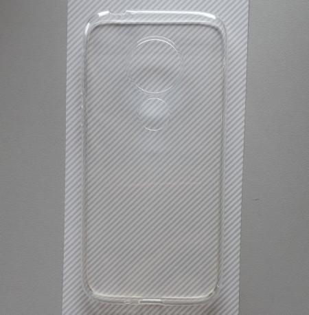 """TPU 0.3mm ultra tanka maska za Motorola Moto E5 Play 2018 (5.2""""), providna"""