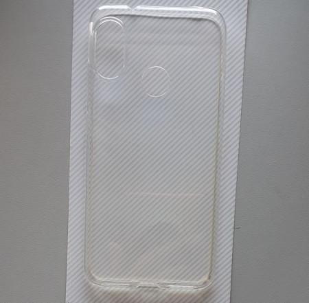 """TPU 0,3mm ultra tanka maska za Xiaomi Mi A2 Lite, Xiaomi Redmi 6 Pro (5.84"""") 2018"""