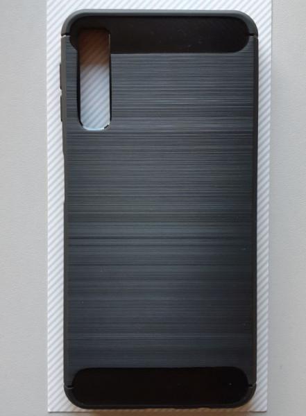 """TPU BRUSHED maska za SM-A750F Galaxy A7 2018 (6.0""""), crna"""