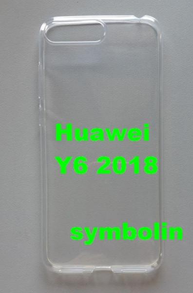 TPU maska 0,3mm za Huawei Y6 2018, Honor 7A, Y6 Prime 2018 providna