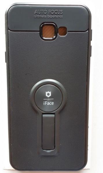 """TPU maska iFace za SM-J415F, Galaxy J4 Plus 2018 (6.0""""), crna"""