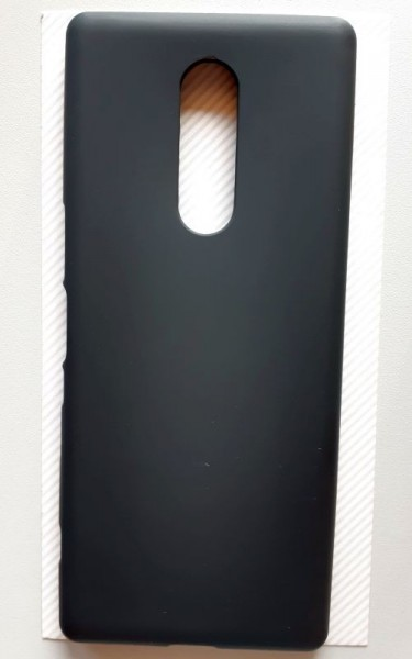 "TPU maska Pudding za SONY Xperia XZ4, Xperia 1 2019 (6.5"") crna"