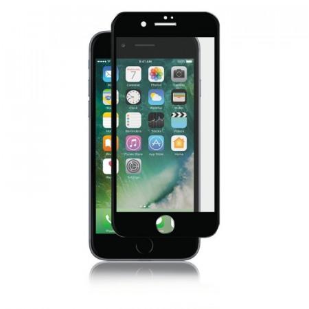 "Zaštitno, kaljeno staklo 5D Full Glue za iPhone 6, iPhone 6S (4.7 "") crni rub"
