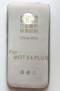 TPU 0,3MM maska za Motorola MOTO E4 PLUS, providna