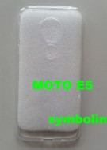 TPU maska ultra tanka 0,3MM ZA MOTO E5, G6 Play, providna