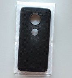 TPU maska BREATH za Motorola Moto G6, crna