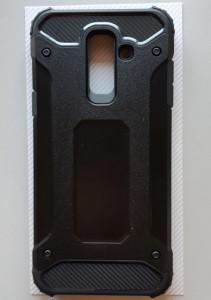 TPU maska DEFENDER za SM-A605F, GALAXY A6 PLUS 2018, crna