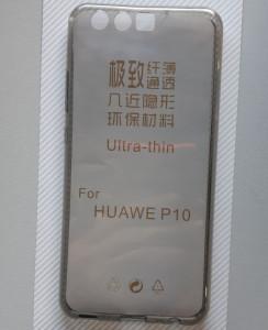 """TPU 0,3mm ultra tanka silikonska maska Huawei Ascend P10 2017 (5.1"""") dim providna"""