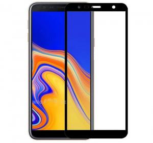 "Zaštitno kaljeno staklo 5D Full Glue za Galaxy J4 Plus 2018 SM-J415F (6.0"")"