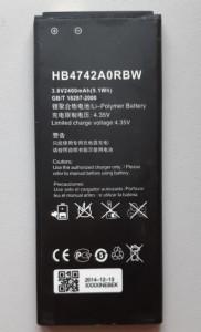 Baterija HB4742A0RBW za Huawei Ascend Honor 3C, G730, G740