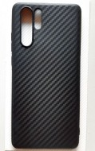 "TPU CARBON 0.3 ultra tanka maska za Huawei P30 Pro 2019 (6.30""), crna"