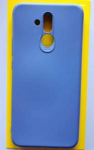 "TPU maska SKIN Color za Huawei Mate 20 Lite 2018 (6.3"") PASTELNO LJUBIČASTA"