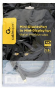 Kabl Mini DisplayPort, Gembird CCP-mDPmDP2-6, 1.8m