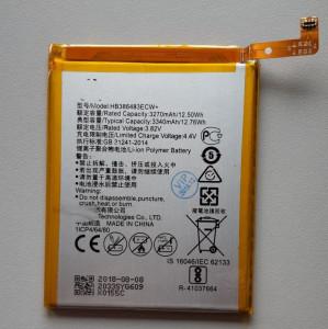 Baterija HB386483ECW+ za Huawei Honor 6X, Huawei Mate 9 Lite