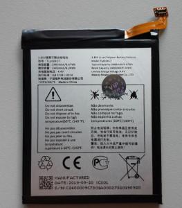 Baterija TLP024C7 za Alcatel 1X, OT-5059, Alcatel 1V, OT-5001