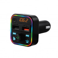 Bluetooth FM transmiter FM modulator MP3 Prosto BT74, bluetooth V 5.0