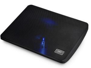 """Kuler, Hladnjak, Postolje za hladjenje laptopa, DeepCool WINDPALMINI Hladnjak za laptop 15,6"""" 140mm.BLUE LED FAN 1000rpm 46CFM 21dB (postolje)"""
