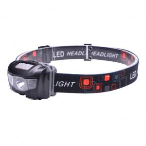 LED naglavna lampa 3W Prosto NL5386 (svetlo 140 lumena), PUNJIVA