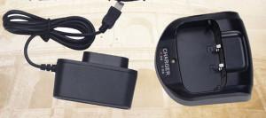 Punjač sa držačem za Samcom CP-120, CP-446S
