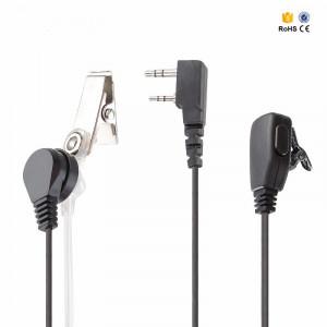 Slušalica s mikrofonom i akustičnom tubom EP-2XM za SAMCOM CP-446, CP-446D, CP-500, Motorola 2PIN konektor