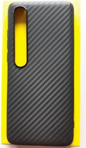 """TPU 0.3mm CARBON maska za Xiaomi Mi 10 2020, Mi 10 Pro 2020 (6.67"""") CRNA"""