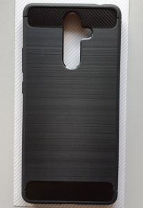 """TPU BRUSHED maska za Nokia 7 Plus 2018 (6.0""""), crna"""