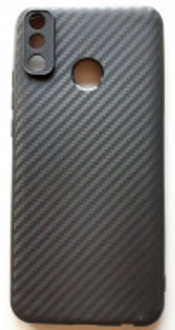 """TPU CARBON maska za Huawei Y8S 2020 (6.5"""") crna"""
