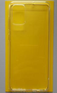 """TPU maska 0,3mm ultra tanka za Samsung SM-A715F Galaxy A71 2020 (6.7"""") providna"""