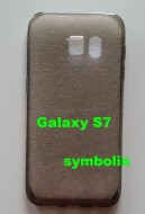 TPU maska 0,3mm za  SM-G930F GALAXY S7 providna boje dima
