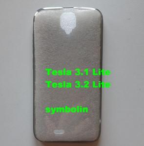 TPU maska 0,3mm za Tesla 3.1 Lite, Tesla 3.2 LITE, providna