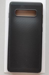 "TPU maska BREATH za Samsung SM-G975F, Galaxy S10 Plus 2019 (6.4""), crna"
