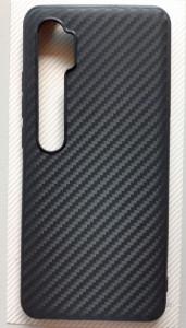 "TPU maska CARBON za Xiaomi Mi Note 10, Mi Note 10 PRO 2019 (6.47"") crna"