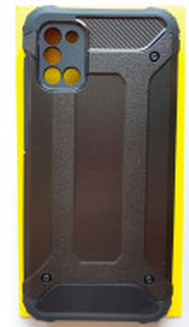 "TPU maska DEFENDER za Samsung SM-A315F, Galaxy A31 2020 (6.4"") crna"