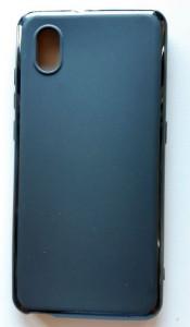 """TPU Maska PUDDING za Alcatel OT-5002, Alcatel 1B 2020 (5.5"""") crna"""