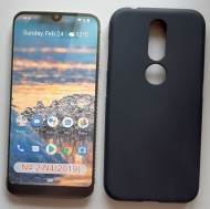 "TPU maska Pudding za Nokia 4.2 2019 (5.71"") crna"