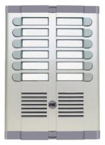 URMET audio interfon za 12 korisnika, interfon za 12 stanova