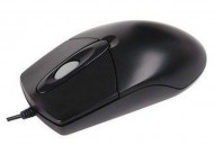 USB Opticki miš A4-OP-720-UB A4Tech, 1000Dpi Black