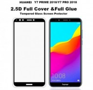 "Zaštitno kaljeno staklo 5D Full Glue za Huawei Honor 7C (5.99"") 2018"
