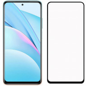 "Zaštitno kaljeno staklo 5D Full Glue za Xiaomi Mi 11 Lite 2021 (6.55"") crni rub"