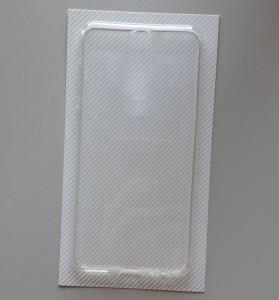 Silikonska maska leđa Huawei Mate 10 Lite, Huawei Mate 10 Lite, Honor 9i, Nova 2i providna