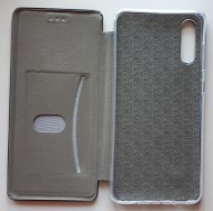 "Preklopna futrola Leather za Samsung SM-A705F Galaxy A70 2019 (6.7"") crna"