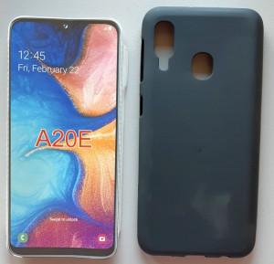 "TPU maska Pudding za Samsung Galaxy SM-A202F A20E 2019 (5.8"") crna"