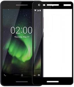 "Zaštitno, kaljeno staklo 5D Full Glue Glas Nokia 2.1 2018 (5.5"") crni rub"