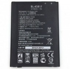 Baterija BL-45B1F za LG V10, VS990 H960 F600 F720S G Stylo 2 Plus H900 H901 H960YK H961N H962 H968 H968 Dual SIM K520 K530 K530DY