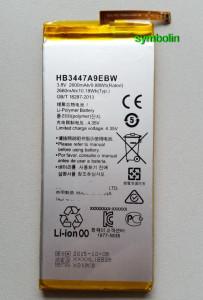 Baterija HB3447A9EBW za HUAWEI ASCEND P8