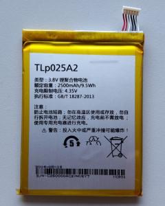 Baterija TLp025A2 za Alcatel POP C9 OT7047D, OT8000D, OT6043D