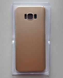 Maska silikonska za SM-G955F GALAXY S8 PLUS Gold